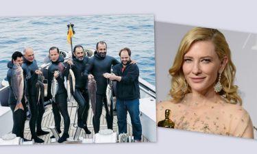 Γιώργος Πυρπασόπουλος: «Με χειροκροτούσε η Cate Blanchett! Συναρπαστικό!»