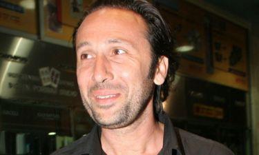 Ο Ρένος Χαραλαμπίδης επιμένει: «Ο άντρας πρέπει να παντρεύεται μετά τα 50»
