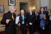 Η Βαλυράκη έκανε την έναρξη του 33oυ Festival FIicts στο Μιλάνο