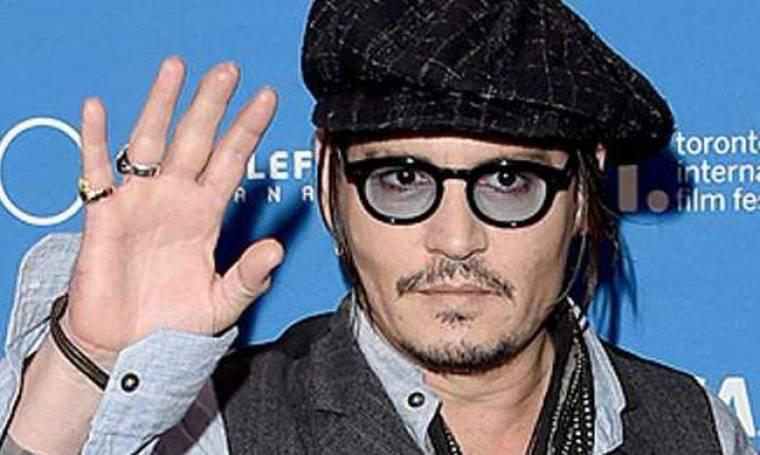 Δεν θα πιστεύετε τι συμβουλεύει ο Johnny Depp!