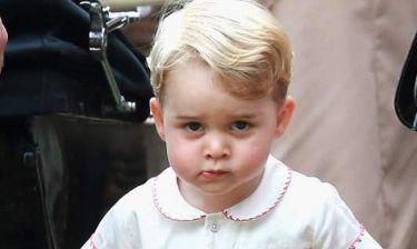 Έτσι θα είναι ο Πρίγκιπας George όταν μεγαλώσει