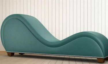 Η καρέκλα που φτιάχτηκε για σεξ και όλες τις στάσεις Κάμα Σούτρα
