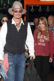 Ηθοποιός η κόρη του Johnny Depp