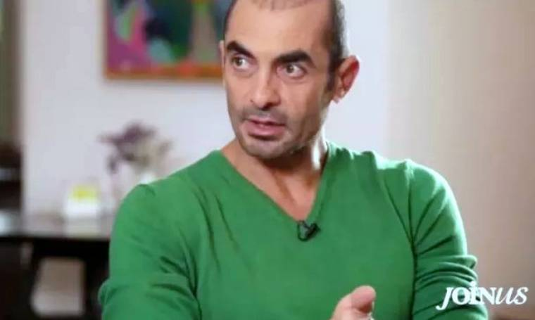 Αλέκος Συσσοβίτης:Μιλάει πρώτη φορά για την απώλεια των μαλλιών του-«Στην αρχή με δυσκόλεψε αλλά...»