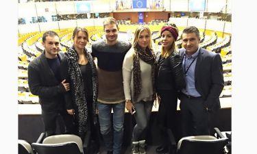 Η Ιωάννα Λίλη στο Ευρωκοινοβούλιο!!!