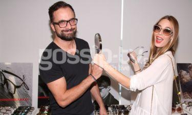Οι celebrities δοκίμασαν… γυαλιά