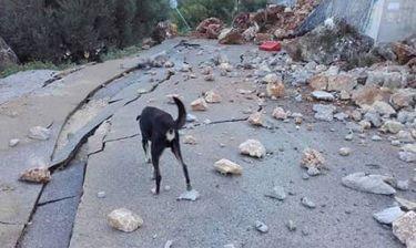 Σεισμός Λευκάδα: Συγκλονίζουν οι φωτογραφίες από το φονικό σεισμό