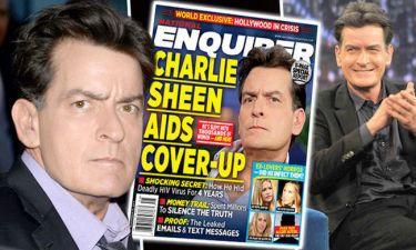 Το… επιβεβαίωσε ο Charlie Sheen. Είναι οροθετικός