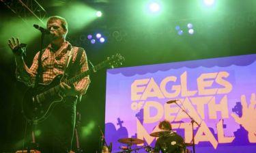 Θα κατακτήσουν οι Eagles Of Death Metal την κορυφή των charts;