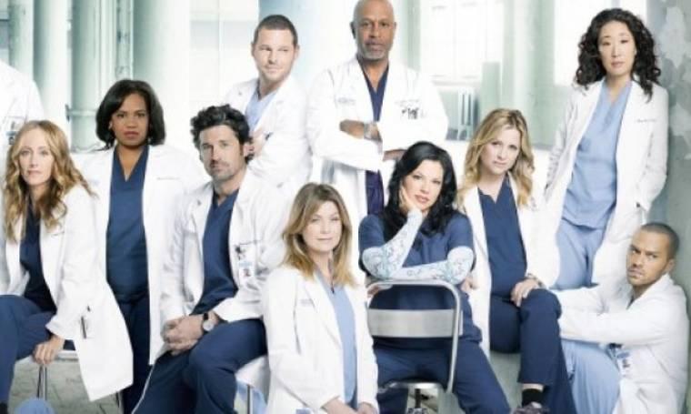H star του Grey's Anatomy όπως δεν την έχουμε ξαναδεί