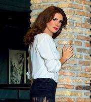 Πρωταγωνίστρια του Μπρούσκο σοκάρει με την αφήγησή της: «Με έσερνε τσαντάκιας στον δρόμο»