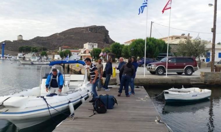 60΄ Ελλάδα: Ο Νίκος Μάνεσης στα Ψαρά