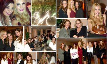 Γενέθλια σε Χριστουγεννιάτικο κλίμα !!! (Από τη Majenco για το Queen.gr)