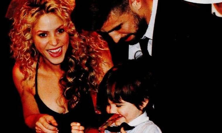 O Milan παρέλαβε το βραβείο του μπαμπά του