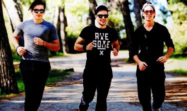 Boys And Noise: Στο Άλσος Συγγρού για… τρέξιμο