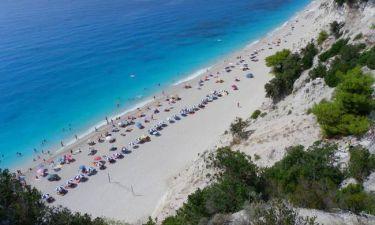 Σεισμός Λευκάδα: «Εξαφανίστηκε» η παραλία των Εγκρεμνών - Δείτε πώς είναι σήμερα (videos)