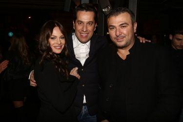 Οι celebrities ταξίδεψαν στην Θεσσαλονίκη για το πάρτι γνωστού bar