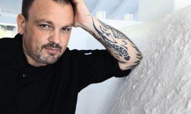 Δημήτρης Σκαρμούτσος: «Μάγειρας είμαι»