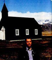 Στέλιος Καλαθάς: Το ταξίδι του στην Ισλανδία