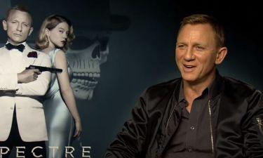 Όλα όσα είπε ο Daniel Craig στον Γιώργο Σατσίδη