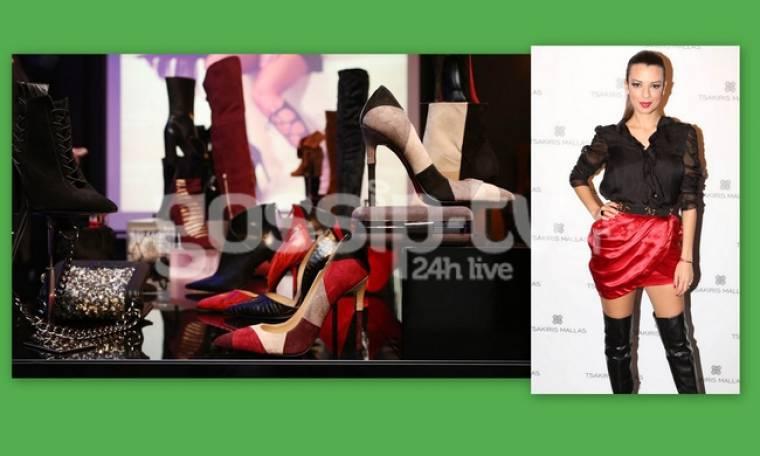 Οι celebrities ενημερώθηκαν για τις νέες τάσεις της μόδας στα παπούτσια