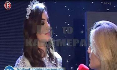 Η ερώτηση της δημοσιογράφου που «προκάλεσε εγκεφαλικά» στα καλλιστεία της Κύπρου