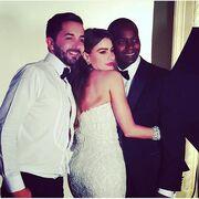Δείτε φωτογραφίες από τον γάμο της Sofia Vergara