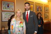 Η Μαρί Κυριακού βραβεύτηκε από την UNICEF