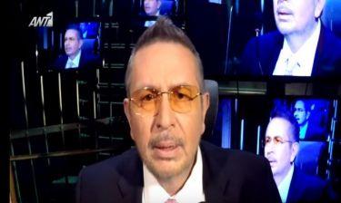Αναστασιάδης κατά Λιάγκα για τον Κρητικό: «Να ζητήσεις συγγνώμη από τους αμόρφωτους»