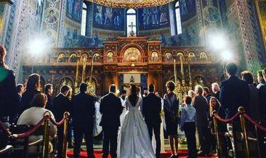 Κι όμως αυτή η φωτογραφία είναι από τον γάμο Έλληνα ηθοποιού