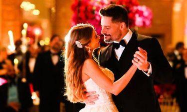 Vergara- Manganiello: Δείτε τους στον πρώτο τους χορό ως παντρεμένοι