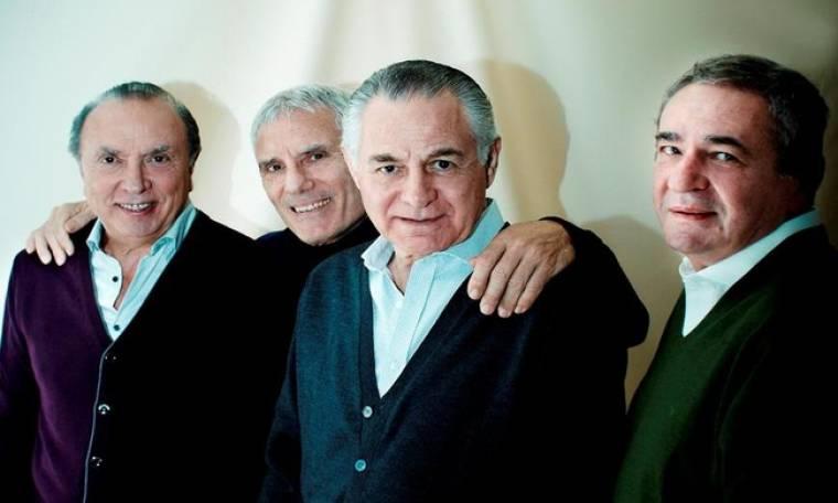 Οι «The Charms 60's» γιορτάζουν τα 50 χρόνια από την ίδρυσή τους