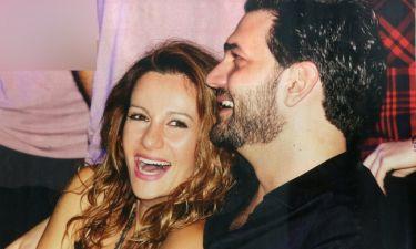 Δέσποινα Ολυμπίου: «Αγαπιόμαστε, συγκατοικούμε, υπάρχει σοβαρή δέσμευση»
