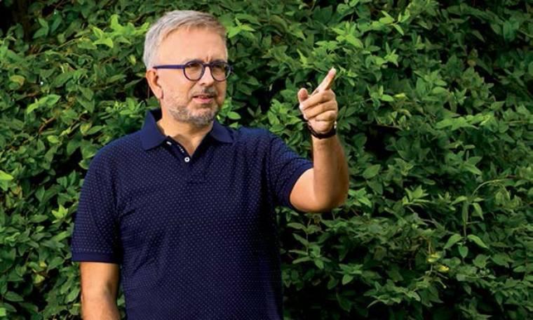 Δήμος Βερύκιος: «Δεν είμαι μαμάκιας»