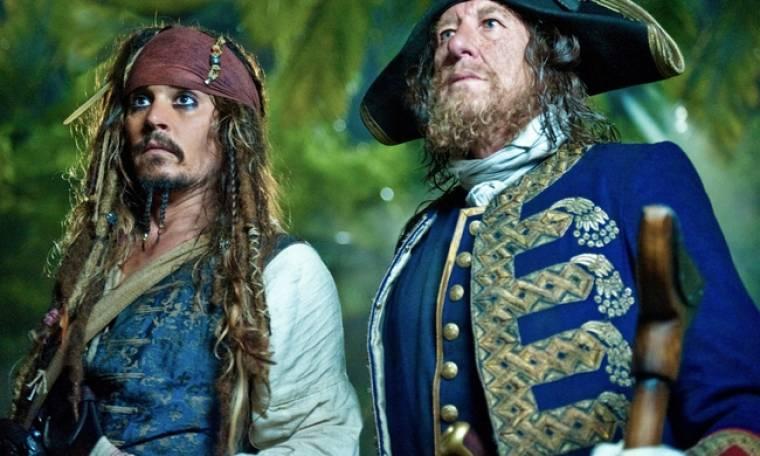 Στον Alpha «Οι πειρατές της Καραϊβικής: Σε άγνωστα νερά»