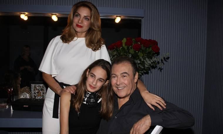 Γκερέκου - Βοσκόπουλος: Γιορτή για την κόρη τους
