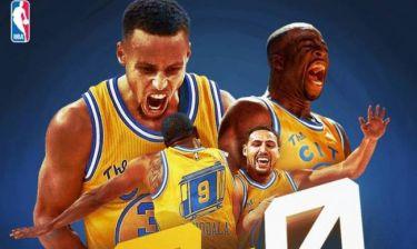 NBA: Το… χαβά τους οι Warriors, «καθάρισε» ο LeBron για Cavs (videos)
