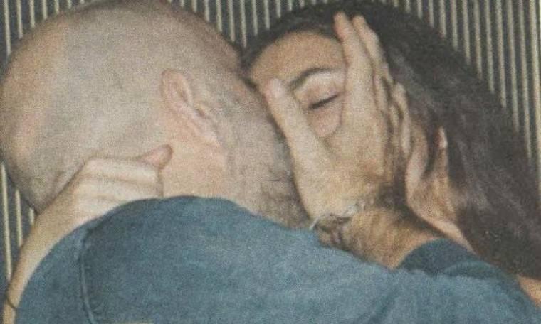 Ποιος τραγουδιστής δε χορταίνει να φιλάει τη νέα του αγαπημένη;