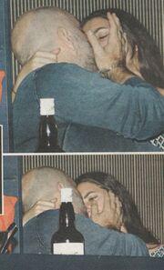 Ποιος τρταγουδιστής δε χορταίνει να φιλάει τη νέα του αγαπημένη;