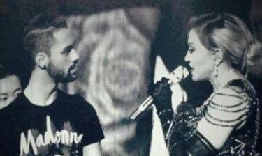 Χρήστος Παυλάκης: Αγκάλιασε την Madonna στην σκηνή