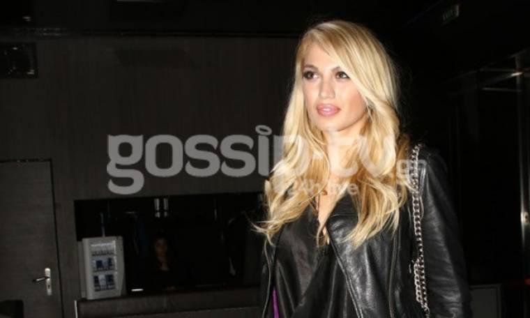 Κωνσταντίνα Σπυροπούλου: Τα μπουζούκια είναι η αγαπημένη της διασκέδαση
