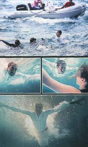 Τρόμος στην θάλασσα