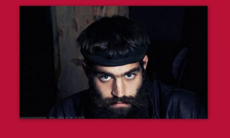 Στάθης Στιβακτάκης: «Τα σπάει» η σέξι φωτογράφιση του Κρητικού αγρότη! (φωτό)