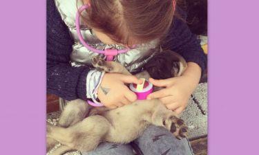Despoina's little stories: «Μαμά όταν μεγαλώσω θα γίνω…»