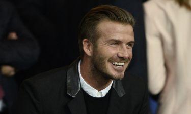 David Beckham: «Είχα έναν κόμπο στο λαιμό…»