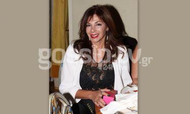 Μπέλλα Αδαμοπούλου: Στην επίδειξη μόδας του Oscar de la Renta