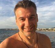 Γιώργος Λιάγκας: Δεκέμβριος και κάνει βουτιές (φωτό)