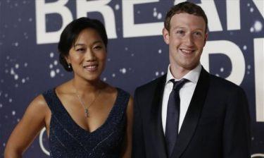 Ο ιδρυτής του Facebook έγινε μπαμπάς! Η πρώτη φωτογραφία της νεογέννητης κόρης του