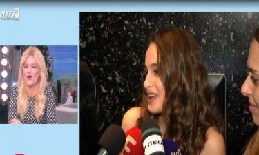 Μαρία Βοσκοπούλου: Η συγκίνησή της, όταν είδε τον μπαμπά της, Τόλη να τραγουδά