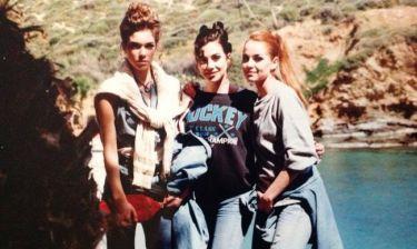 Άνοιξε το χρονοντούλαπο…. Τρία top models στο ξεκίνημα της καριέρας τους τη δεκαετία του '90